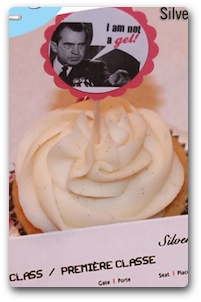 TSA Compliant Cupcake